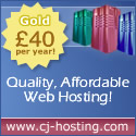 CJ Website Hosting